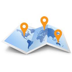 تعیین اهداف بین المللی سایت توسط International-Targeting