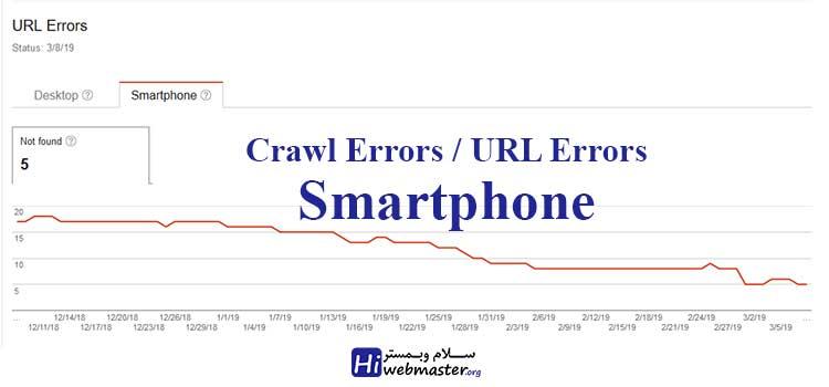 خطاهای نمایش سایت در گوشی های هوشمند